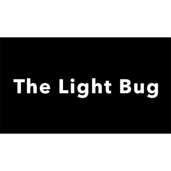 The Light Bug RED - 2 Pack (Gimmicks and Online In...