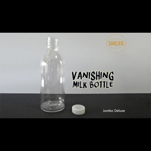 Vanishing Milk Bottle (JUMBO DELUXE) by Sorcier Magic