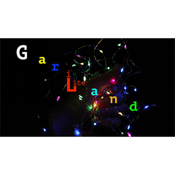 i-Lite Garland by Victor Voitko (Gimmick and Onlin...