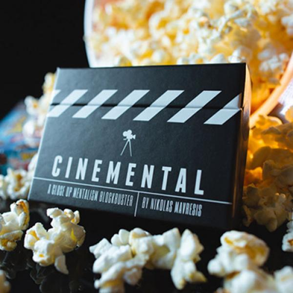 CineMental (Gimmick and Online Instructions) by Ni...