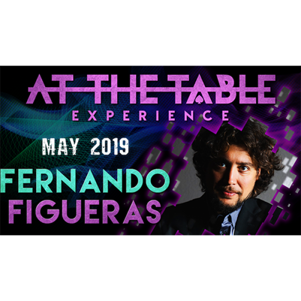 At The Table Live Lecture Fernando Figueras May 1s...