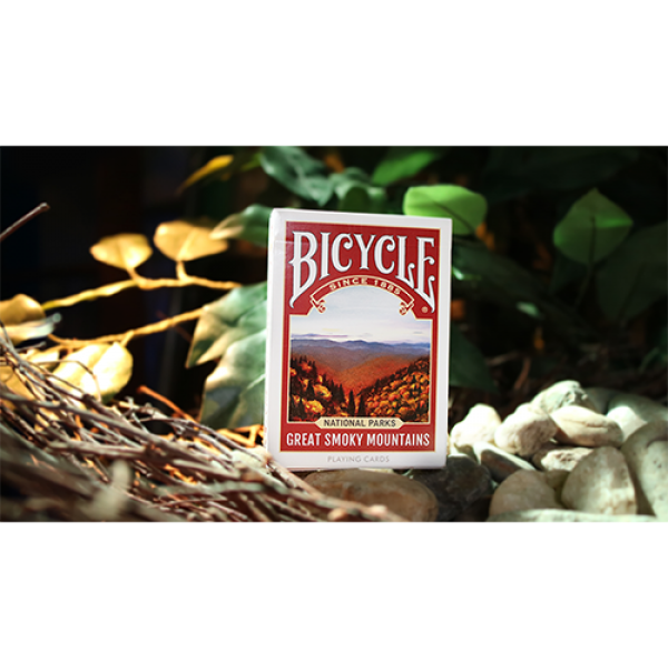 Limited Edition Bicycle National Parks (Great Smok...