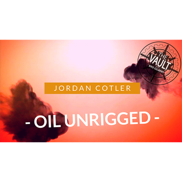 The Vault - Oil Unrigged by Jordan Cotler and Big ...