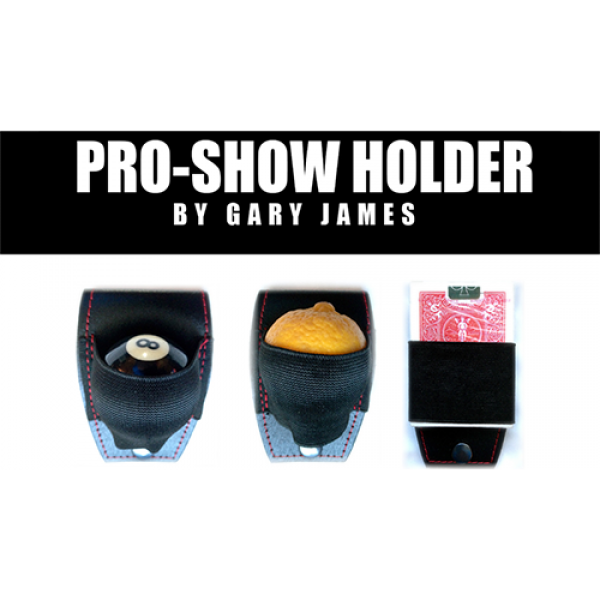 Pro Show Holder by Gary James