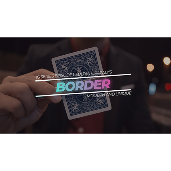 IG Series Episode 1: Sultan Orazaly's Border video...