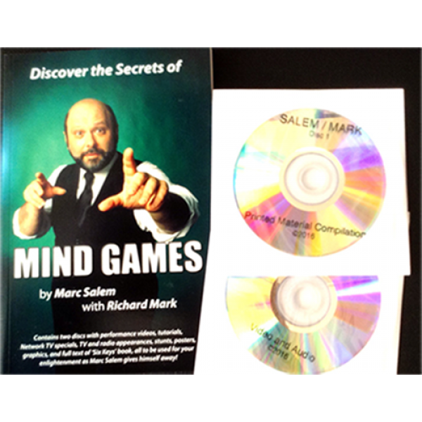 Discover the Secrets of MIND GAMES by Marc Salem w...