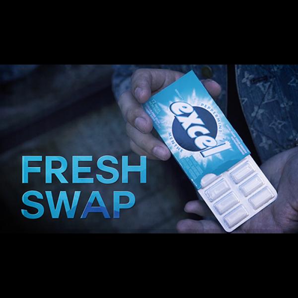 Fresh Swap (DVD and Gimmicks) by SansMinds Creativ...