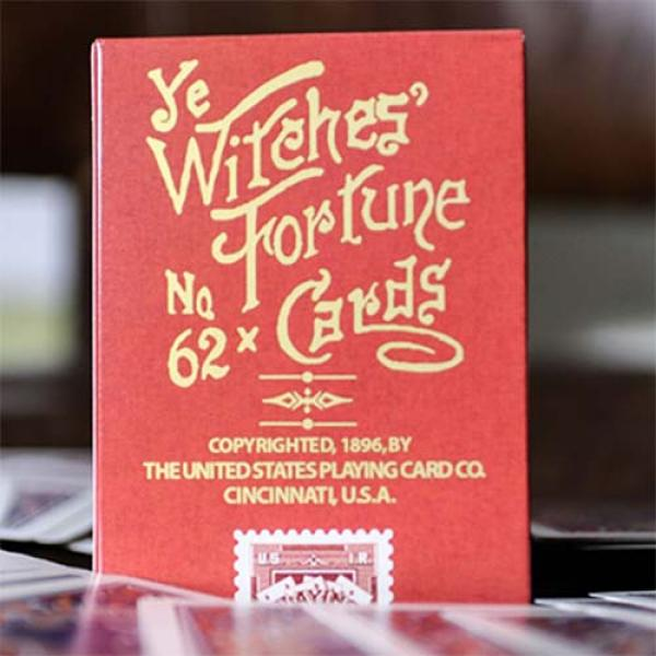 Limited Edition Ye Witches' Fortune Cards (1 Way B...
