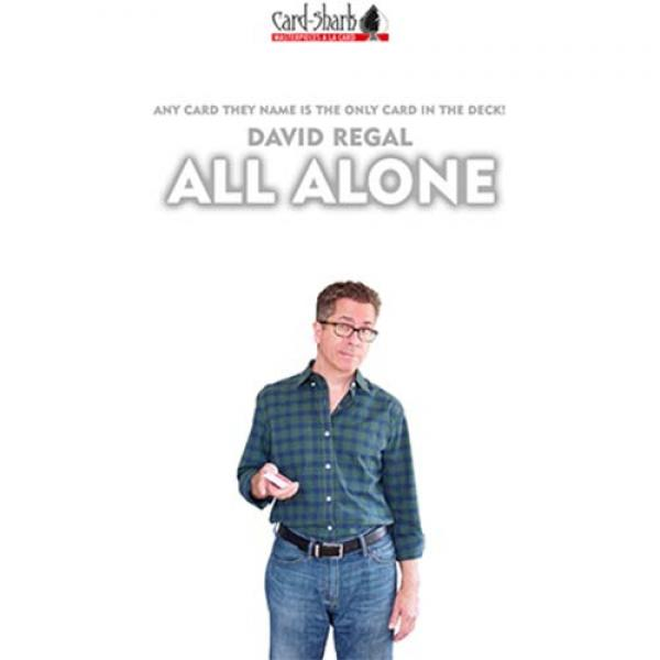 All Alone (Gimmick and Online Instructions) by Dav...