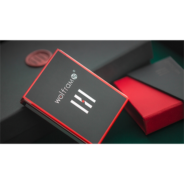 Limited Edition Wolfram V1 Playing Cards Collectio...