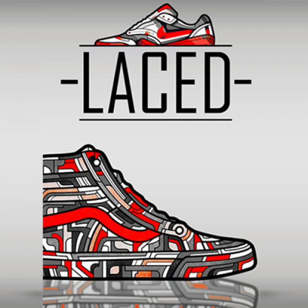 Antonio Satiru presents LACED (Gimmicks and Online...