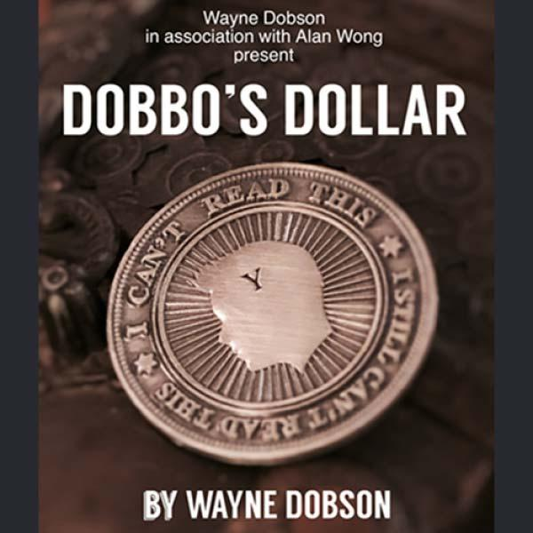 Dobbo's Dollar (Gimmick and Online Instructions) b...