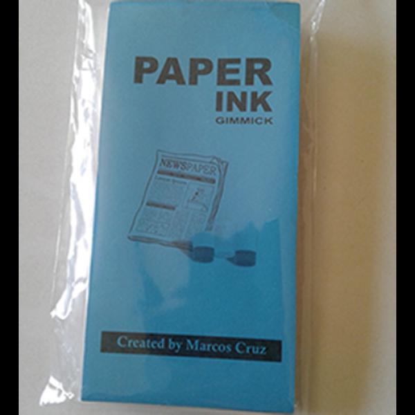 Paper Ink by Marcos Cruz