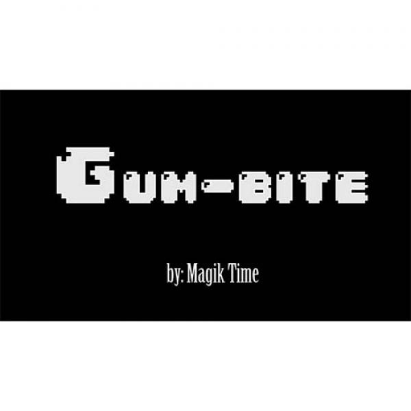 GUMBITE (Gimmick and Online Instructions) by Magik...