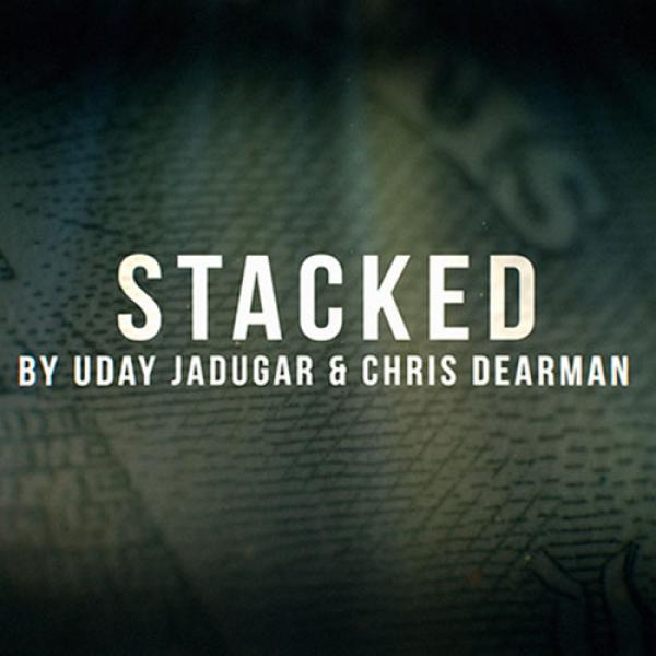 STACKED (Gimmicks and Online Instructions) by Chri...