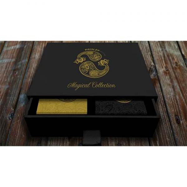 Limited Set Paisley Magical Playing Cards (Numbere...