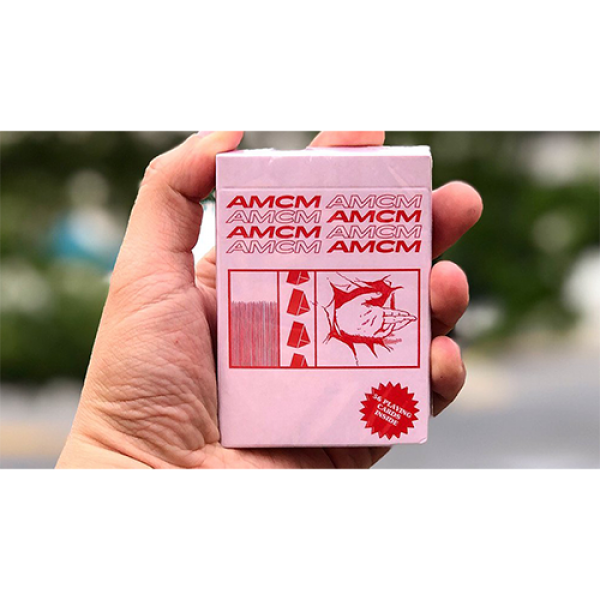 AMCM Logo Deck 2019 by Enigma Cards