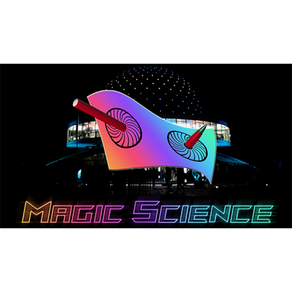 MAGIC SCIENCE by Hugo Valenzuela (Gimmick and Onli...
