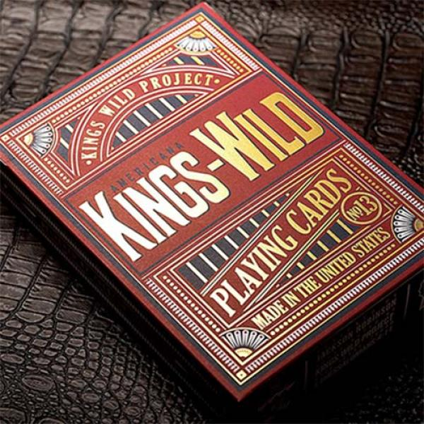 Kings Wild Americanas Gilded JUMBO Tuck Case Colle...