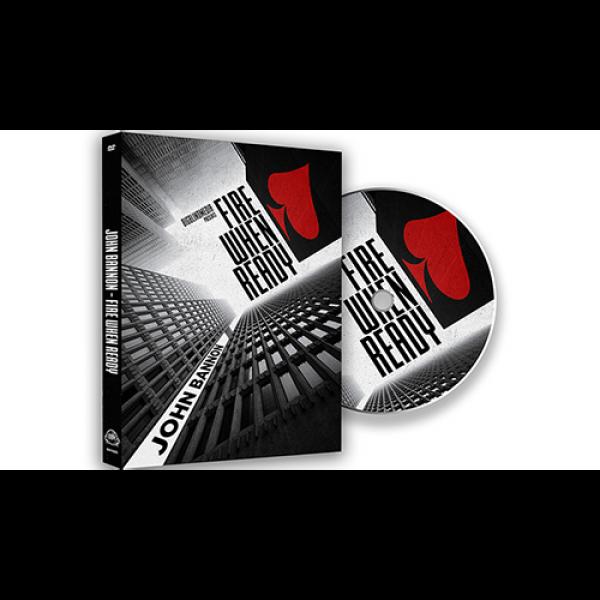 Fire When Ready by John Bannon - DVD