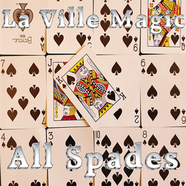 All Spades by Lars La Ville/La Ville Magic video D...