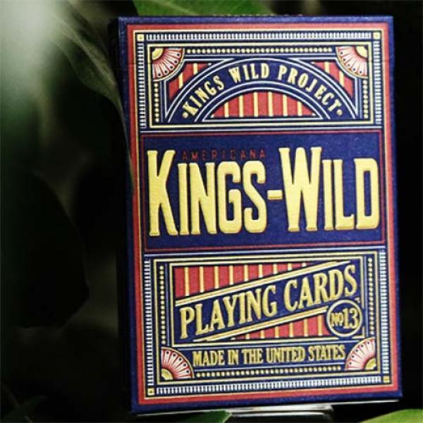 Kings Wild Americanas LTD Edition by Jackson Robin...
