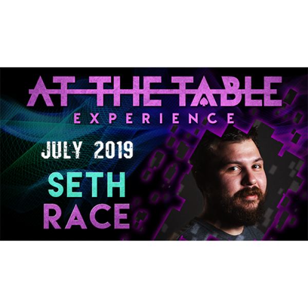 At The Table Live Lecture Seth Race July 17th 2019...