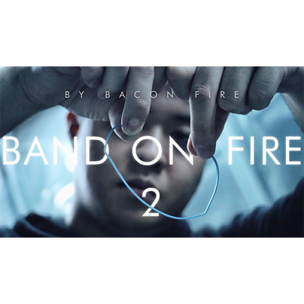 Band on Fire 2 (Gimmick and Online Instructions) b...