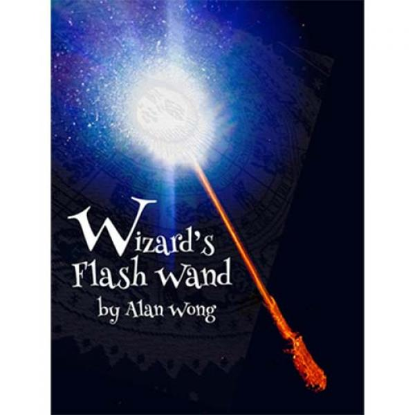 Wizards Flash Wand by Alan Wong