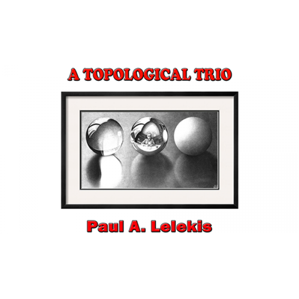 A TOPOLOGICAL TRIO by Paul A. Lelekis eBook DOWNLO...