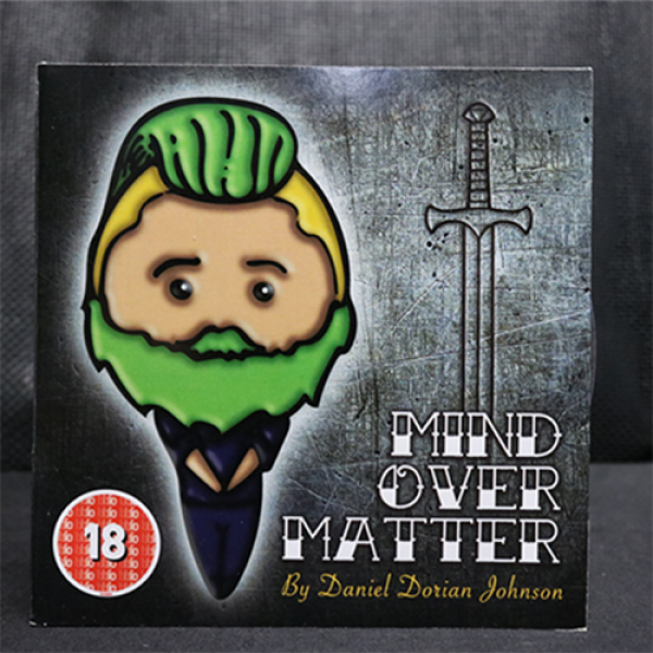Mind Over Matter by Daniel Johnson - DVD