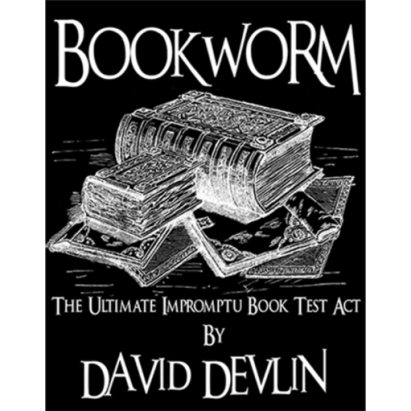 Bookworm - The Ultimate Impromptu Book Test Act by...