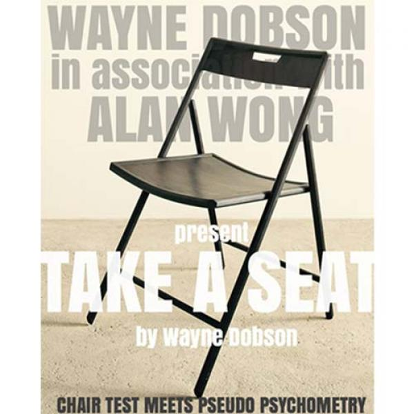 Take A Seat (Gimmicks and Instructions) by Wayne D...