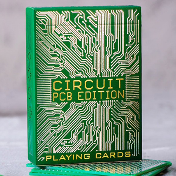 Circuit (PCB) Playing Cards by Elephant Playing Ca...