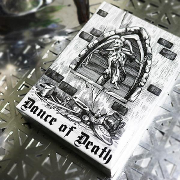 Mazzo di carte Dance of Death V2 Playing Cards