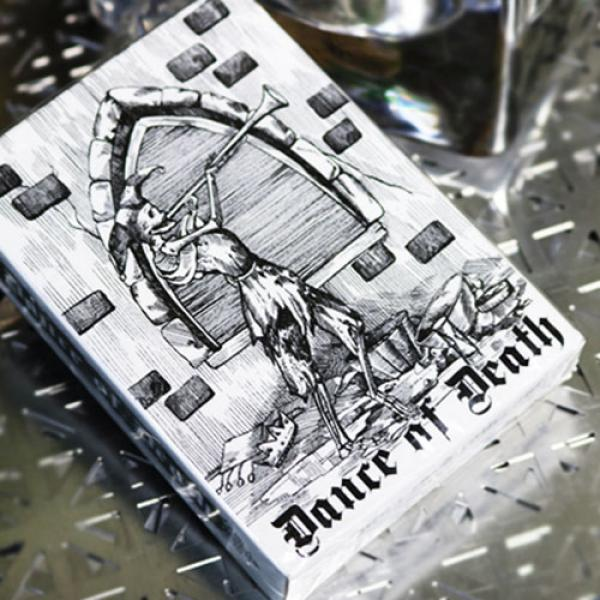 Mazzo di carte Dance of Death V3 Playing Cards