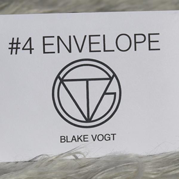Number 4 Envelope (Gimmicks and Online Instruction...