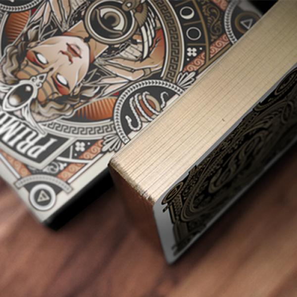 Primordial Greek Mythology Playing Cards (Gold Gil...