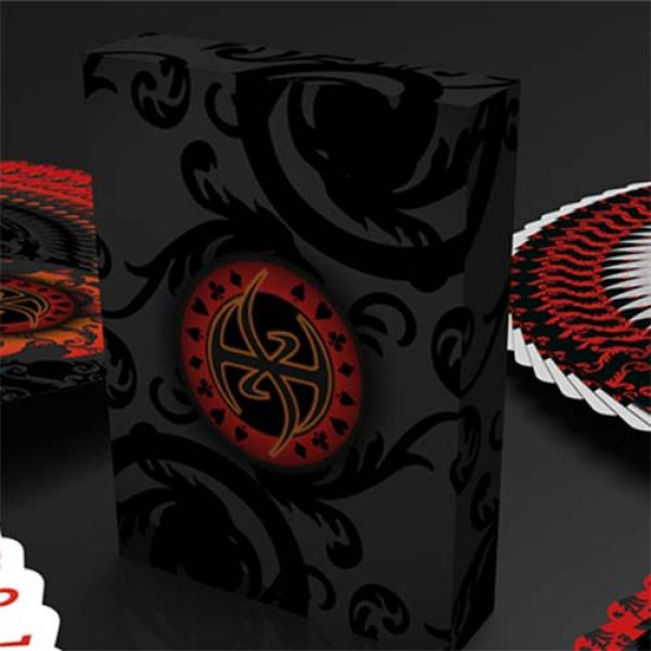 Pro XCM Demon Playing Cards by De'vo vom Schattenr...