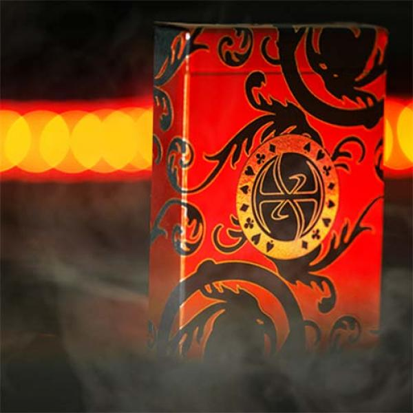 Pro XCM Demon (Foil) Playing Cards by De'vo vom Sc...