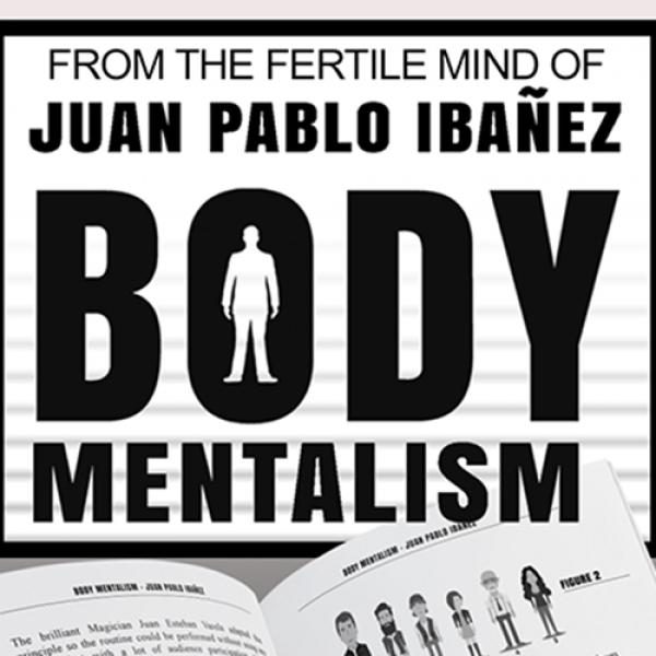 Body Mentalism by Juan Pablo Ibañez - Book