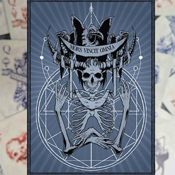 Mors Vincit Omnia Playing Cards by Any Means Neces...