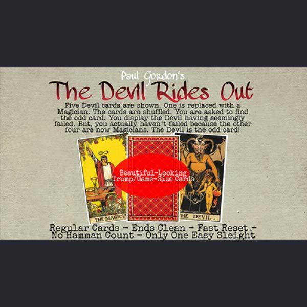 The Devil Rides Out by Paul Gordon