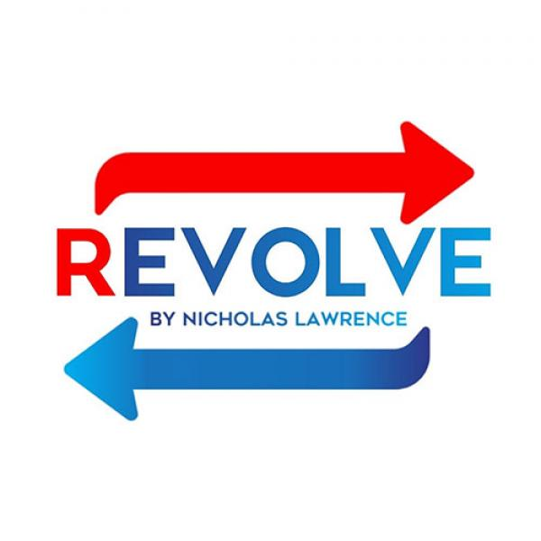 Revolve (Gimmicks and Online Instructions) by Nich...
