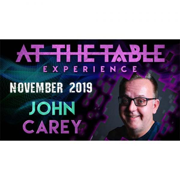 At The Table Live Lecture John Carey 2 November 20...