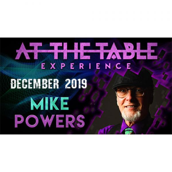 At The Table Live Lecture Mike Powers December 18t...