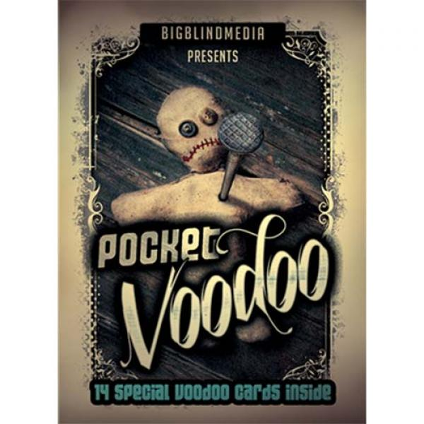 Pocket Voodoo (Gimmicks and Online Instructions)by...