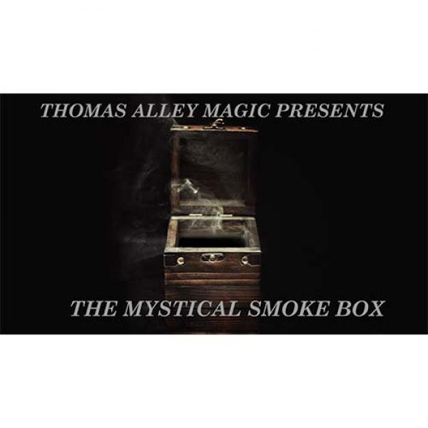 Mystical Smoke Box (gimmicks and online instructio...
