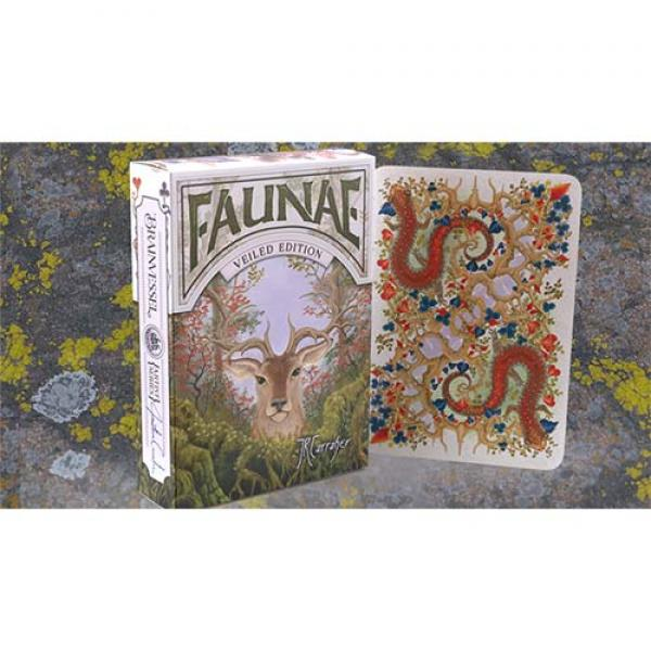 Faunae Veiled Edition Playing Cards by Brain Vesse...