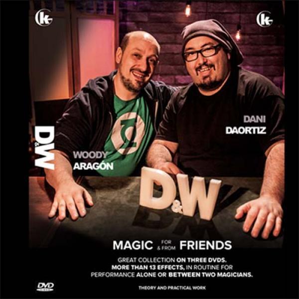 D & W (Dani and Woody) by Grupokaps- DVD